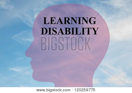 Learning Disability Concept