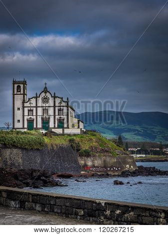 Catholic church in Ponta Delgada