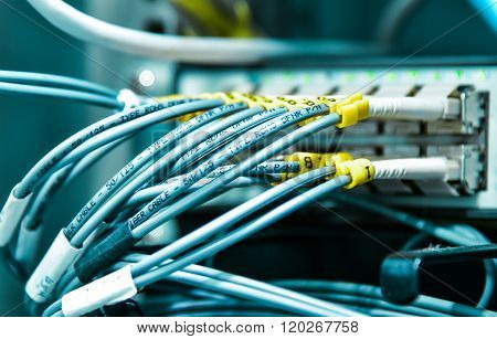 Network Cable Data