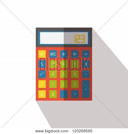 Calculator. Calculators. Calculator icon. Calculator icons. Calculator flat. Calculator vector. Calculator isolated. Calculator money. Calculator flat icon. Calculator side. Calculator view.Calculator