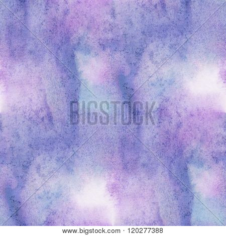abstract unique seamless watercolor water color pattern brush painting watercolour background purple