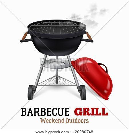 Barbecue Grill Illustration