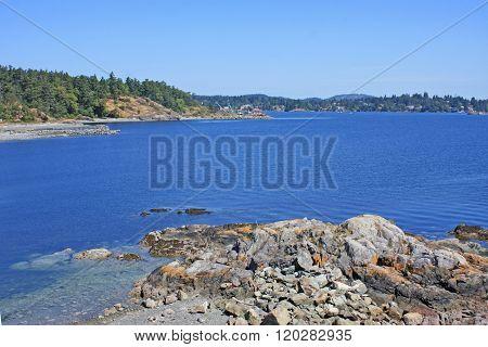 Coast of Vancouver Island