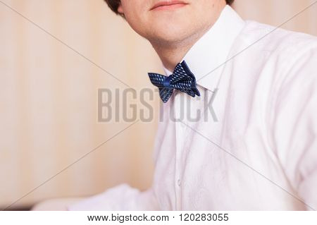 Handsome Man With Bowtie