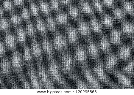 Grained Texture Fabric Or Textile Material Of Silvery Color
