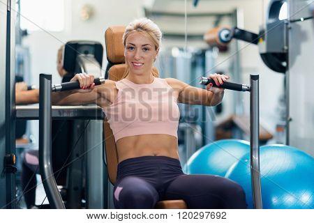 Exercise Machine Workout