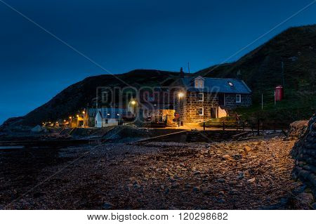 Crovie At Night