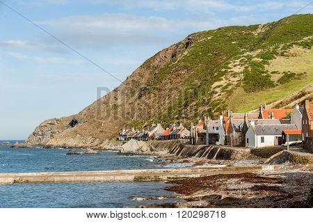 Crovie Village Scotland