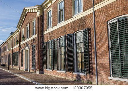 Main Building Of The Former University Of Franeker