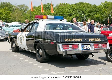 1978 Dodge Monaco California Highway Patrol