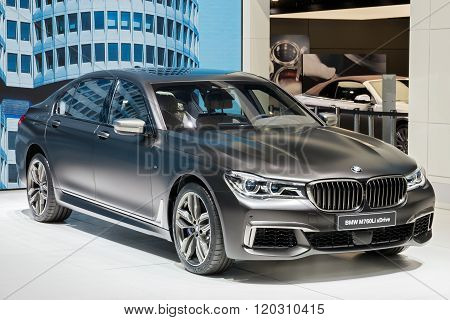 Bmw 760Le Xdrive Iperformance
