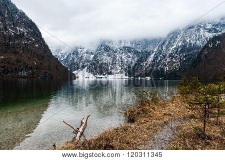 Konigsee lake