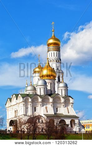 Moscow Bell tower of Ivan the Great