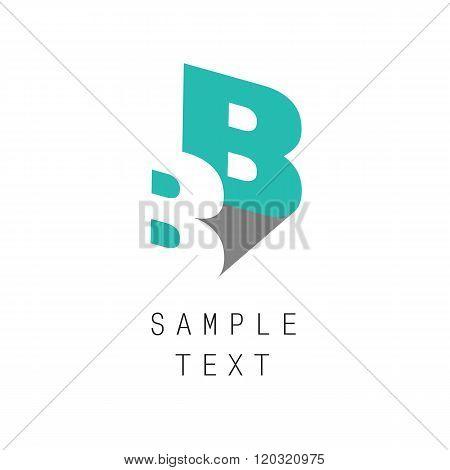 double B icon