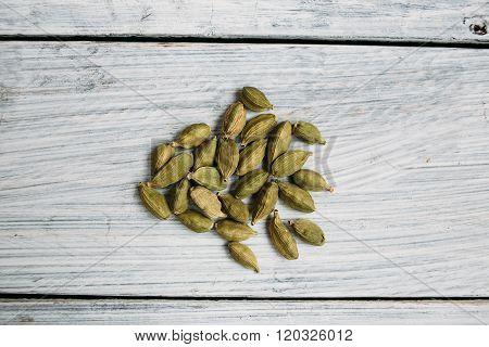 Grains Of Cardamom