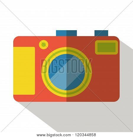 Photo camera. Photo camera icon. Photo camera vector. Photo camera isolated. Photo camera style lens. Photo camera vintage. Photo camera lens. Photo camera flat. Photo camera retro. Photo