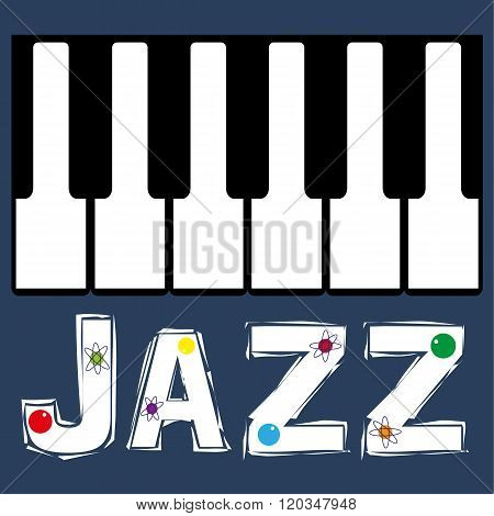 Jazz Piano Keyboard