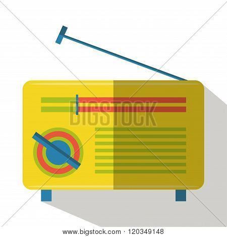 Retro radio. Retro radios. Vintage radio. Vintage radios. Old radio. Old radios.Retro radio isolated. Retro radio vector. Retro radio icon. Retro radio dial. Retro radio tower. Retro radio flat. Radio
