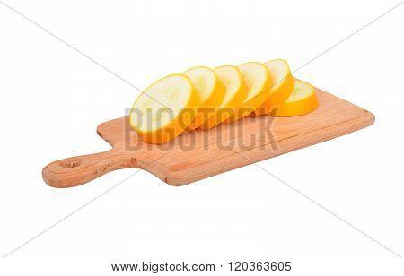 Yellow Vegetable Marrow (zucchini)