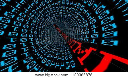 Html Data Tunnel