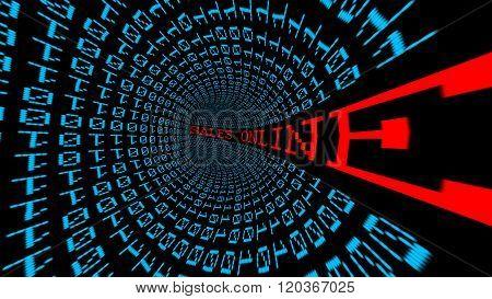 Sales Online Data Tunnel