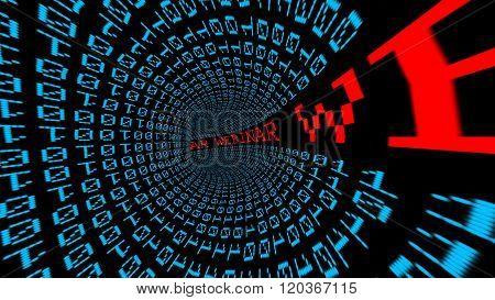 Webinar Data Tunnel