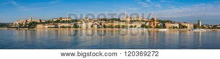 Budapest Panorama City Skyline , Hungary
