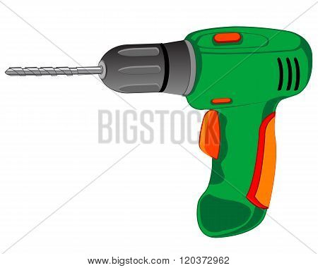 Tools drill electric