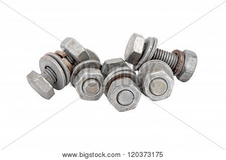 Screw And Nut