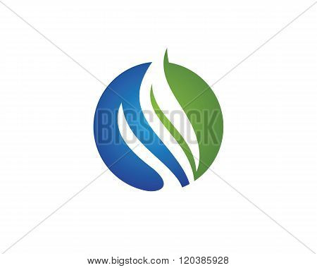 Eco Logo Template