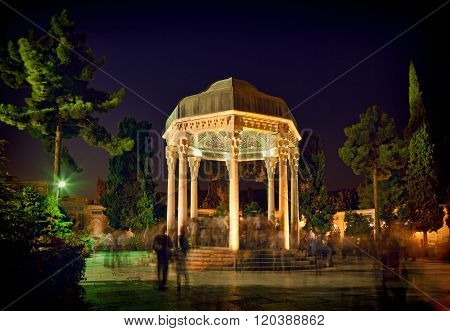 Hafezieh Tomb Of Hafez In Shiraz