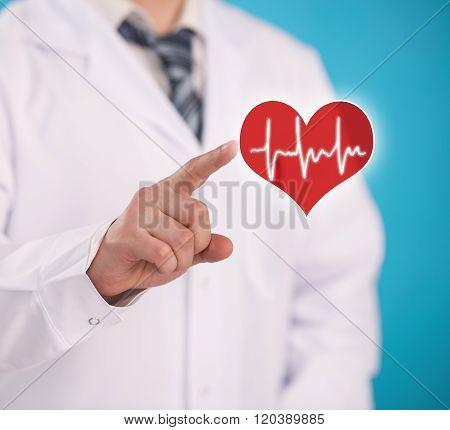 Doctor in uniform