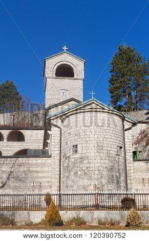 Cetinje Monastery In Cetinje