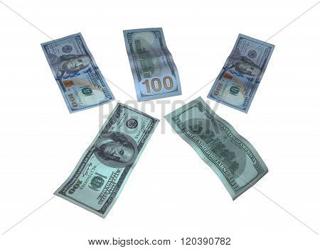 Different Five Hundred Us Dollars