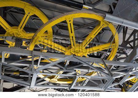 Funicular Cableway Mechanism