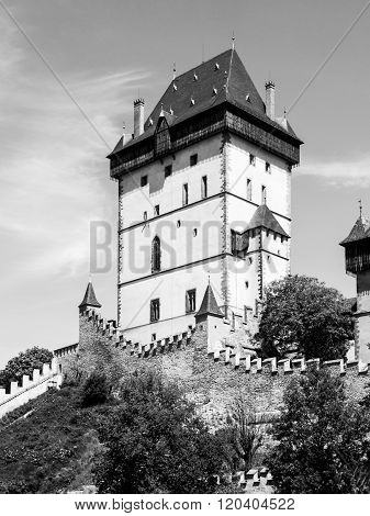 Great Tower of Karlstejn Royal Castle