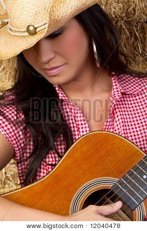 Country Music Woman