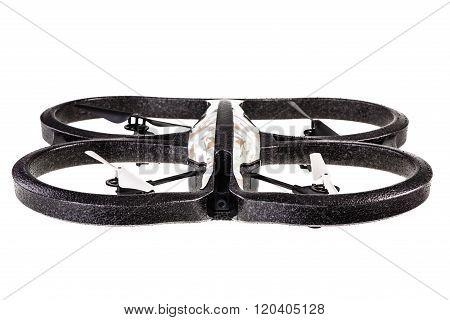 Quad-rotor Surveillance Drone