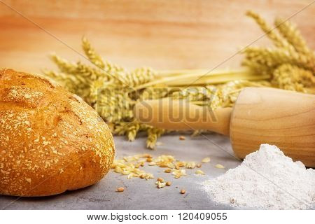 Bread, Bakery