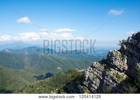 Landscape From Campo Dei Fiori In Varese