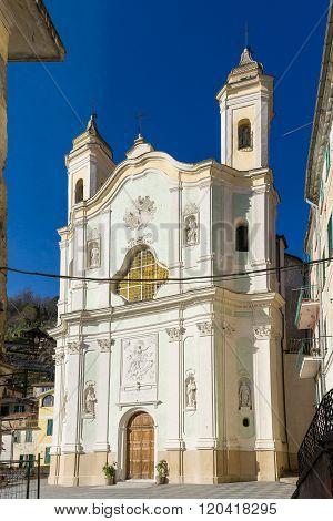 Church In Ceriana