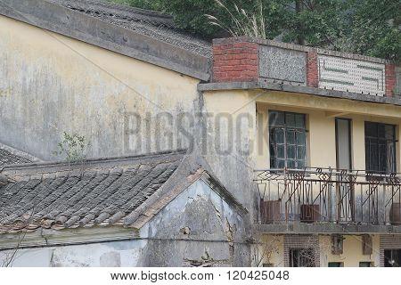 Abandoned House At Sha Lo Tung