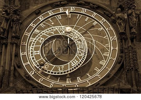 Astronomical dial