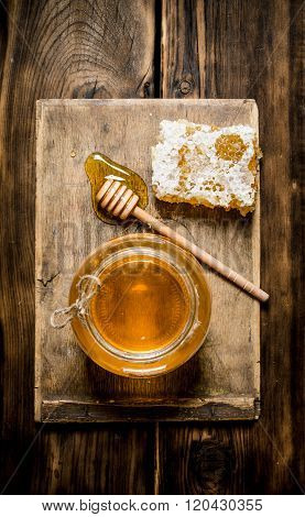 The Jar Of Honey