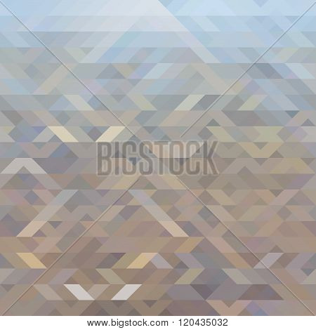 Abstract beige blue background