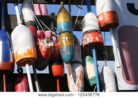 Lobster Pot Floats