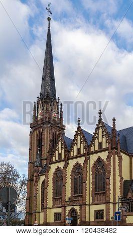 Dreikonigskirche, Frankfurt