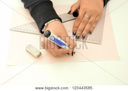 A Designer At Work