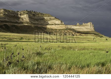 Scotts Bluff National Monument