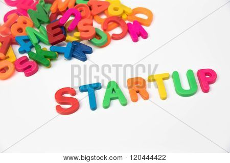 Startup Word